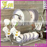 Kitchen Dish Cup Drying Rack Drainer Dryer Tray Cutlery Holder Organizer Tools High Quality