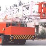Truck Mounted Oil Drilling Rig