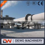 Steel Works Machine Rotary Kiln to Make Quick Lime CaO 2016!