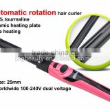 2016 Professional Salon Automatic Mini Rotation Magic Plastic Hair Roller Curler