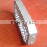 Aluminum alloy pedal for various vehicle