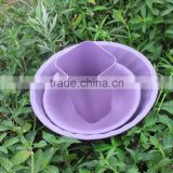 Best sale Conventional Pretty design bamboo fiber Chinese kitchenware