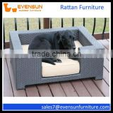 Outdoor Rattan Beautiful Modern Dog Bed