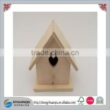 outside and garden use handmade wooden bird cage bee cage-cn