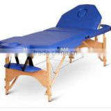 acrofine Special design A-style,Exclusive super comfortable PVC upholstery leather,massage table