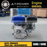 Small Gasoline Engine with Clutch