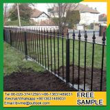 Used wrought iron Ornamental fencing panel for sale