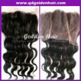 Stock Wholesale Natural Unprocessed Brazilian Human Hair Full Lace Frontal Pieces
