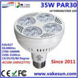 VAKESUN LIGHT 35W LED PAR30 OSRAM LED AC100-240V E26 E27