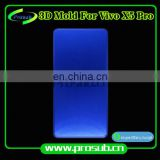 3D heat transfer smartphone casealuminum injection mould for Prosub-Vivo X5 Pro