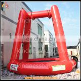 Exciting inflatable soft bungee jumping mat,inflatable bungee trampoline,bungy jumping sport games