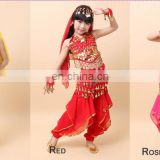 BestDance children tribal belly dance harem pants, wholesale bellydance costume long harem pants OEM