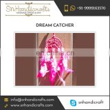Low Rate Elegant Style Crochet Dream Catcher Available for Wholesale Buyers