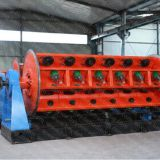 Rigid frame stranding machine side bottom auto loading-JLK630