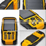 IP67 barcode scanner, rugged android handheld barcode scanner pda & RFID reader