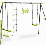 Six  Functions Swing Set