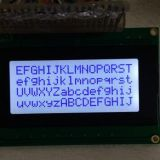 LCD modules 16X4  LCD 1604 Modules     NLV-C1641A-GFSESW-BO