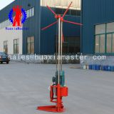QZ-2A three phase electric sampling drilling rig/Portable portable sampling rig/20m electric exploration rig