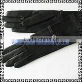 2016 Fashion Superior Chrome Dubai Importers of Ladies Leather Gloves