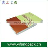 Customzied soft cover cheap book printing