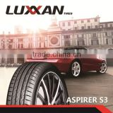 2015 best seller car tire shine LUXXAN Aspirer S3