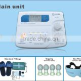 Medical equipment/Electronic muscle stimulator EA-F24 for family use,3 people can use same time