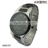 Chinese quartz watches suppier , Alloy watches manufacturer ,stainless steel back watch factory