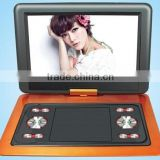 wholesale 14.1inch portable dvd player home dvd&vcd player big screen portable dvd player
