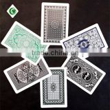 Customized Design deck of cards,Promotional Casino Poker Card,Casino standard playing card