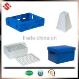 2015 correx plastic tray with holes