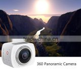 2016 Factory Price Panorama full HD 1080p sport camera V1 PRO 360 Action Camera Cube VR Mini Camera 360 Degrees Sports Camera