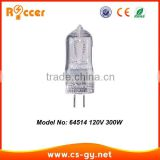 professional stage light bulb stage decoration bulb 7000lm 3200k 64514 china disco light