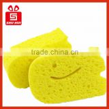 Cleaning cellulose sponge wholesale bath sponges