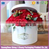 Wholesale luxury custom recycle design cardboard packaging roses boxes