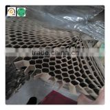 Low cost paper honeycomb core for pallet, carton, panel, door, package