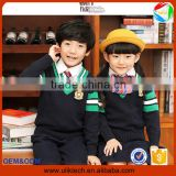 2016 New arrival school uniforms for adults sweater high school uniforms wholesale children primary school uniform (ulik-020)