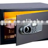 Electronic bank / home/office safe deposit box with emergency key box factory in China