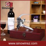 2016 Luxury Wine Opener Set with 9 Pieces Accessories for Wine Lovers                                                                         Quality Choice