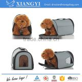 High quality 1680D polyester airline approved pet carriers detachable portable bag for dogs cats puppies