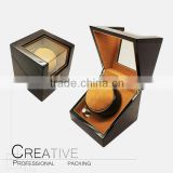 High gloss single Rotations Watch Winder made in china