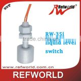 stable teflon magnetic acid liquid level switch