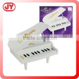 Mini rectangular piano shape music box model box for Valentines Day gifts with EN71