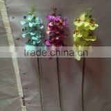 new products artificial butterfly orchids flowers for home decor