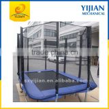 High Quality Wholesale cheap rectangle big trampolines for sale