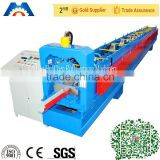 Hop diped roof gutter sheet metal profiling machine                                                                                                         Supplier's Choice