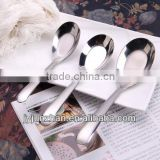 Thailand Spoon stainless ,Serving Spoon stainless steel 410 made by Junzhan with low price