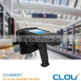 RFID Card Reader Handheld Biometric Smart Card Reader with WIFI and Bluetooth                                                                         Quality Choice