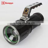 GOREAD Y78 High bright zoom aluminum rechargeable LED R5 flashlight 5 mode 3W portable search products