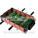 Hot selling Mini Wood Mixed plastic Soccer Table Top Game Set for kids and adults