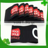 Custom size black armband for China supplier